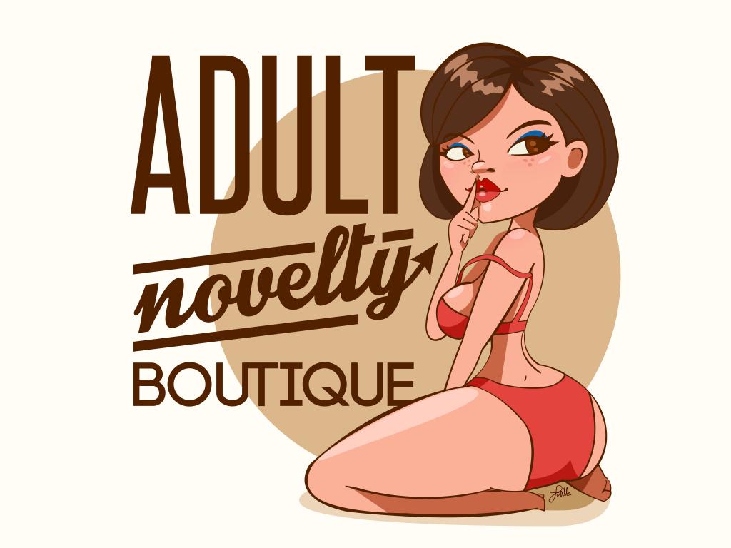 Adult novelty boutique