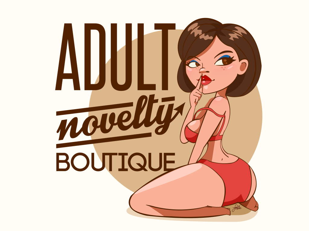 Adult novelty boutique