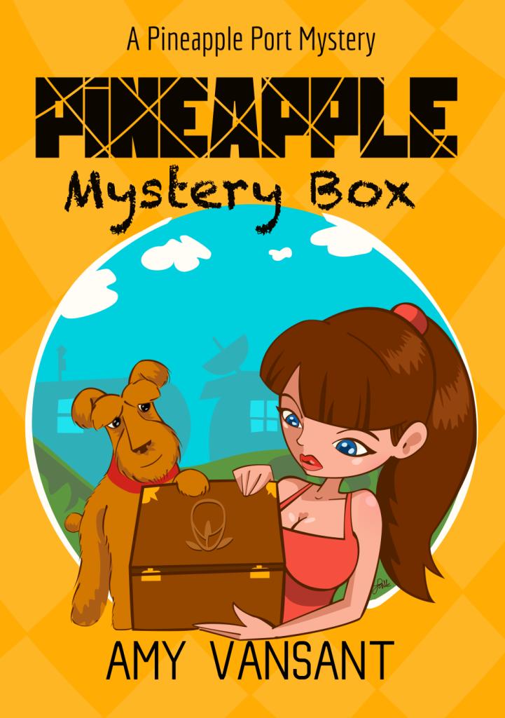 Pineapple Mystrey Box